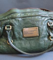 MARC by MARC JACOBS kožna zelena torba