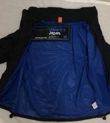Original superdry muska crna jakna HIT CENA