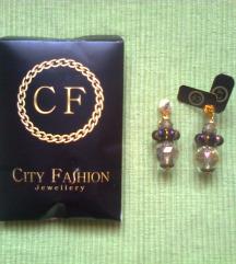 NOVE minđuše - City Glam Jewelry