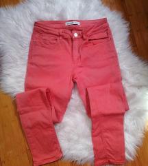 Zara pantalone kajsija