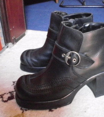 cipele kozne -GOTHIC 40 NOVE- young time