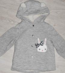 H&M duks jaknica za devojčice - SNIŽ!