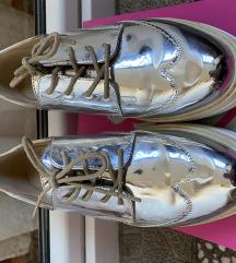 Srebrne cipele 🤩👌
