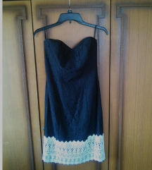 Elegantna haljina srednje dužine