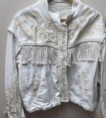 Zara handmade NOVA jakna
