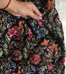 RASPRODAJA ZBOG SELIDBE Floral suknja