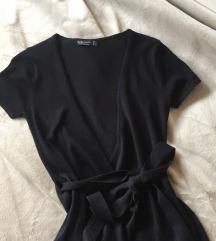 Nova Bershka haljina na preklop
