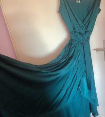 Blondy svilena haljina