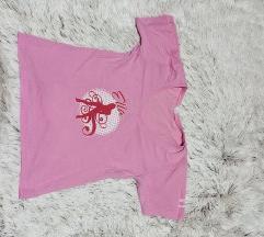 Prelepa pink majica