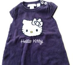 HelloKitty džemper/haljinica