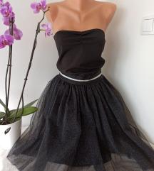 NUNA LIE NOVA haljina sa etiketom i cenom vel L
