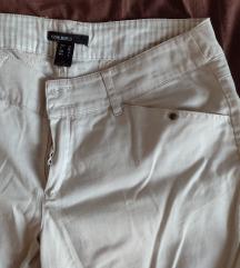 Mango pantalone vel 38 (dva para)