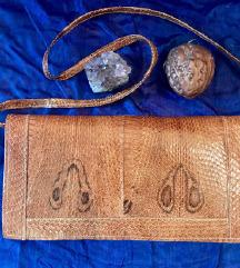 Unikatna torbica od Zmijske kože!! *Snizenje*