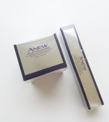 Anew Platinum 55+ set *NOVO*