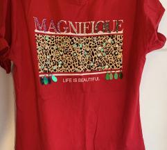 Majica leopard print NOVO SNIZENO