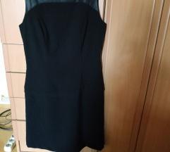 Orsay haljina sa kožnim detaljem 36