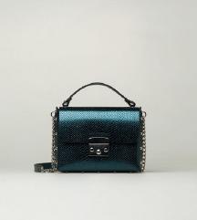 Kupujem MONA torbu, smaragd ,kroko