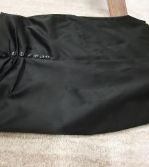 Novo suknja saten 36