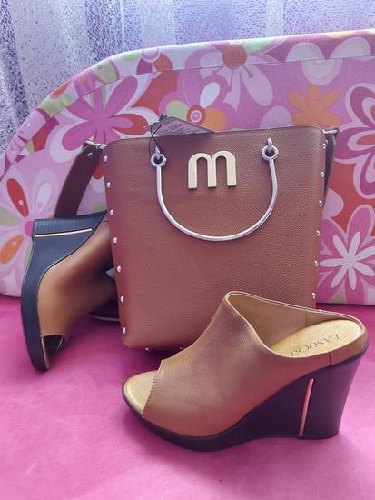 Camel mona torba i papuce novo