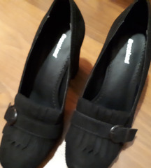 Nove nenosene cipelice od prevrnute koze