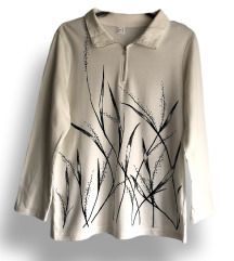 Izvanredna majca boje bele kafe vel.40 Nova