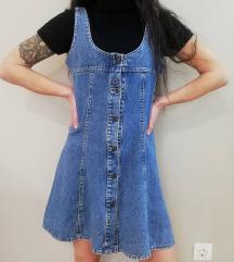 RIFLE teksas vintage haljina