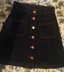 Nova HM teksas suknja