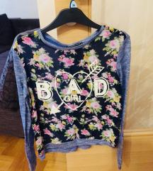 Majica cvetna