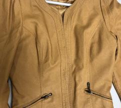 Braon jakna, eko koza
