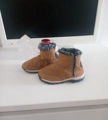 ZARA cizme postavljene krznom