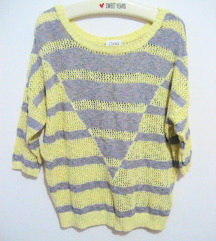 GINA baggy džemper