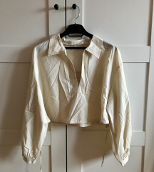 Zara Limited Edition Crop bluza