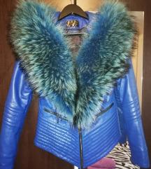 Novo kožna jakna
