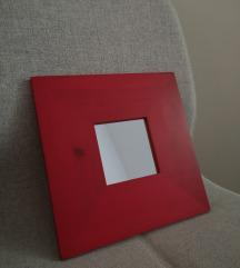 🍓 [NOVO] IKEA MALAMA crveno ogledalo
