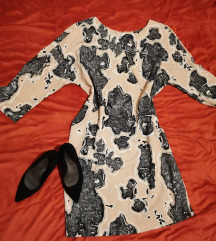 ICHI atraktivna haljina