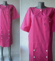 haljina ciklama vintage br 40 SENTEX SENTA