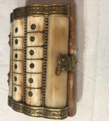 Kutija za nakit od kamilje kosti