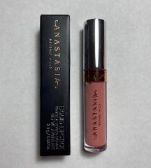 Anastasia liquid lipstick Crush, NOVO