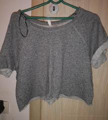 H&M crop top majicica