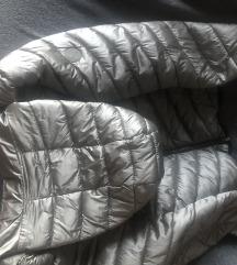 Srebrna jakna XL