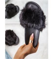 Čupkave papuče