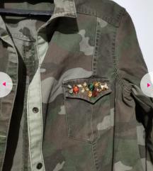 💛 Zara military kosulja 💛