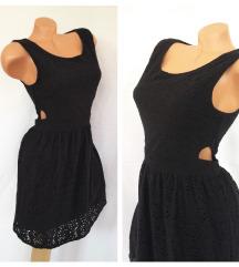 FB SISTER ✪ čipkana haljina sa elipsastim otvorima