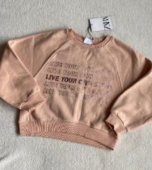 Novi Zara nezno rozi duks za devojcice