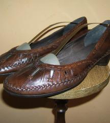 Kožne cipele JANA Natural vel 5 1/2