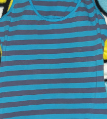 Prugasta letnja majica S