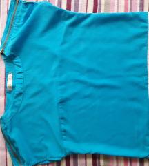 Plavo-bela majica