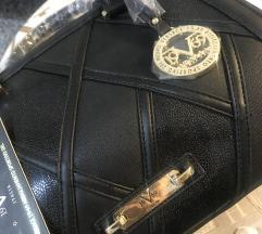 Versace crna torba snizena