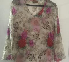 Bluza 100% svila