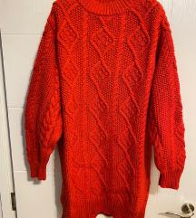 Dzemper haljina Zara